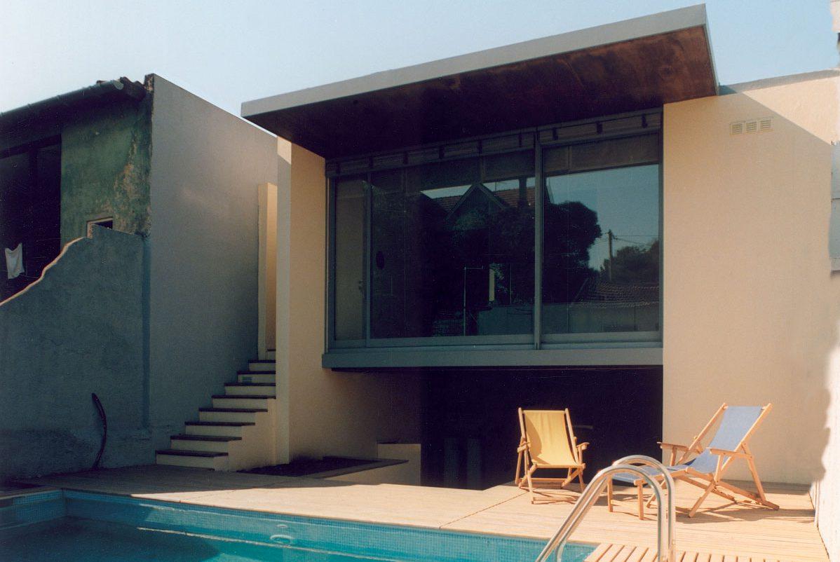 Casa na foz topos atelier de arquitectura - Atelier arquitectura ...