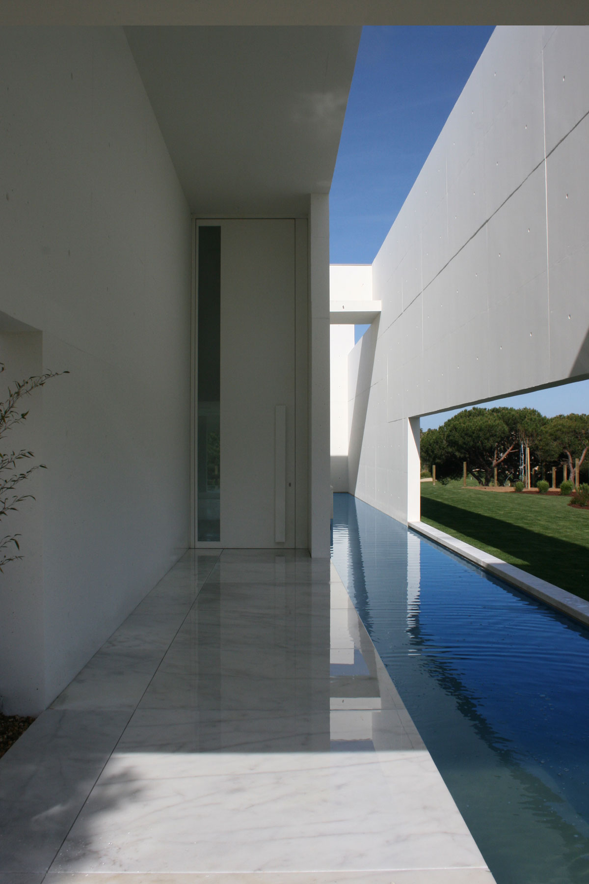 Casa quinta do lago topos atelier de arquitectura for Atelier arquitectura