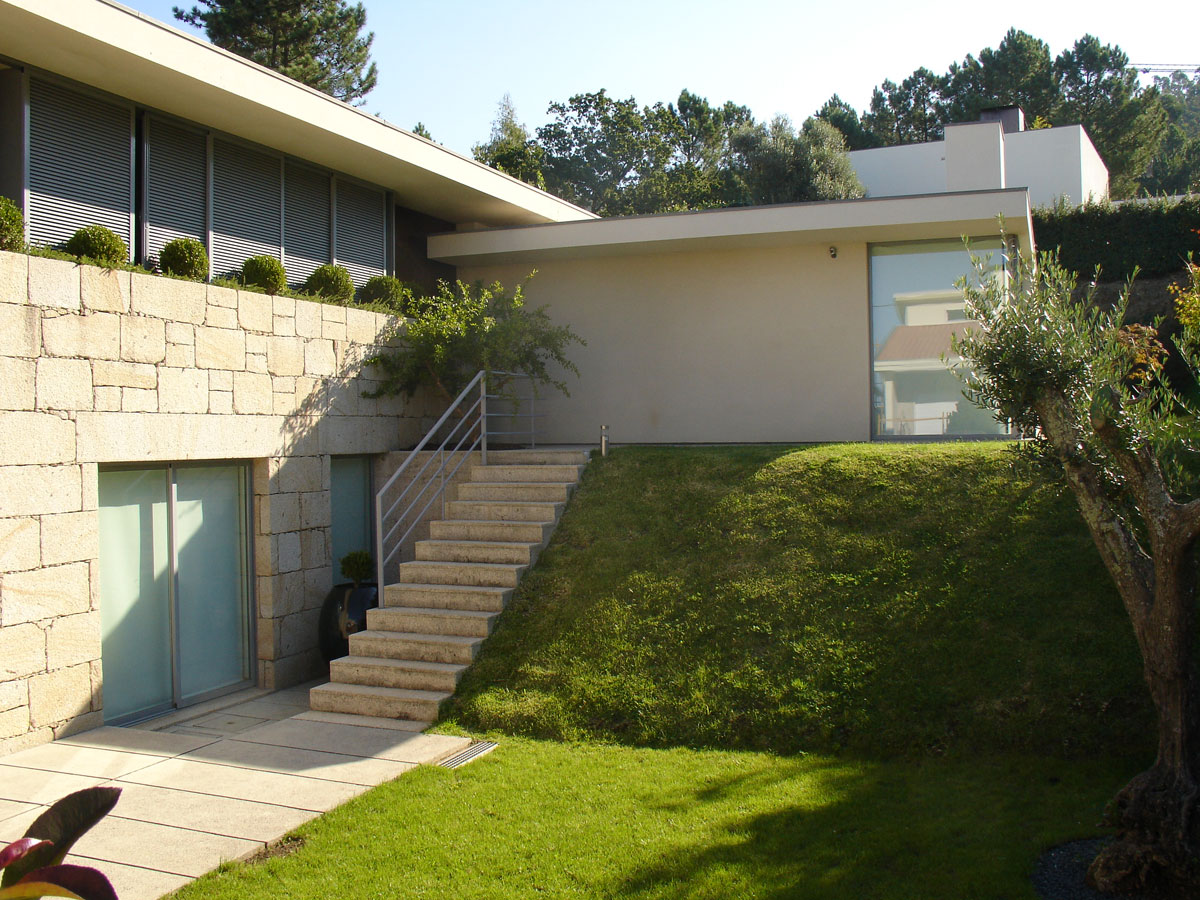 Casa 1 a 6 topos atelier de arquitectura - Atelier arquitectura ...